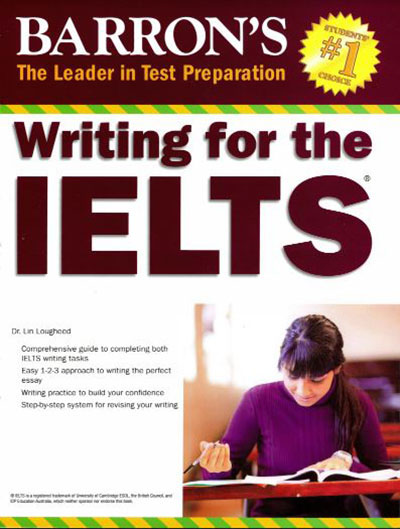 barron's ielts writing