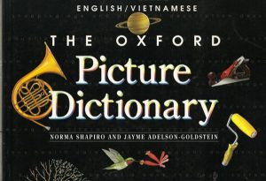 từ điển oxford picture dictionary anh việt