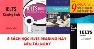 5 cuốn sách IELTS reading hay nhất