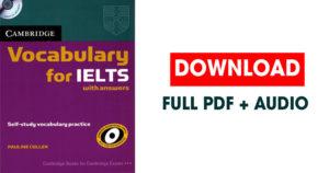 Cuốn Cambridge Vocabulary for IETLS