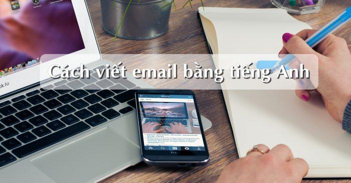 cách viết email bằng tiếng anh