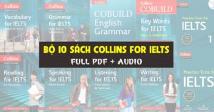 trọn bộ collins for ielts