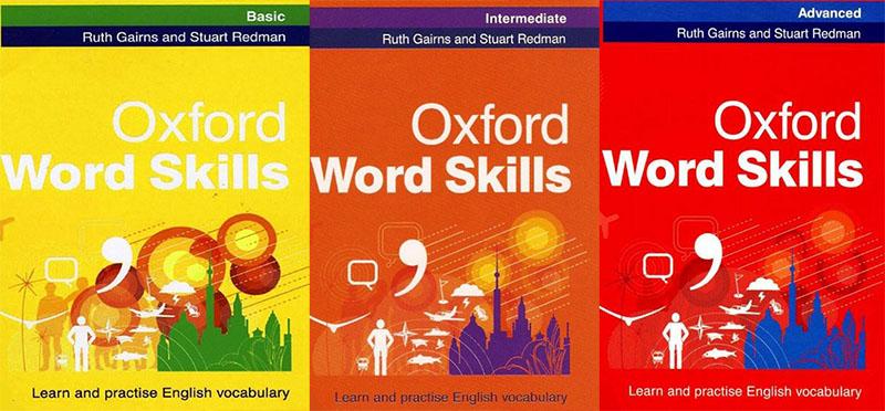 trọn bộ oxford word skills