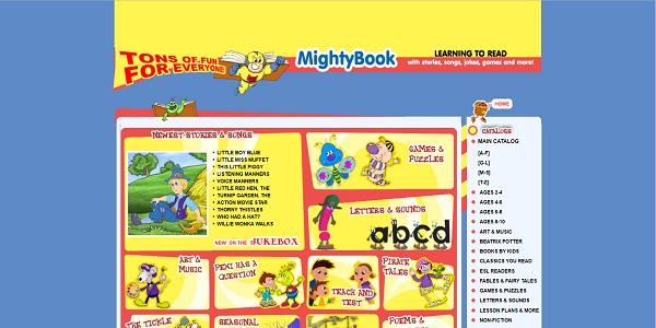 Mighty-book