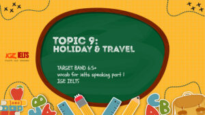 HOLIDAY & TRAVEL
