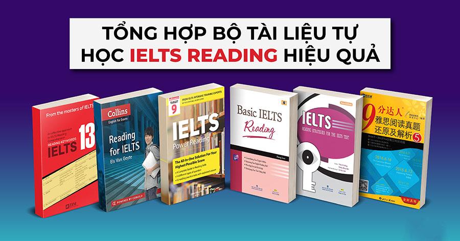 Tổng Hợp Tài Liệu Luyện Thi IELTS Reading từ cơ bản đến nâng cao