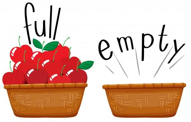 empty-basket-basket-full-apples