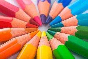các màu sắc cơ bản trong tiếng anh