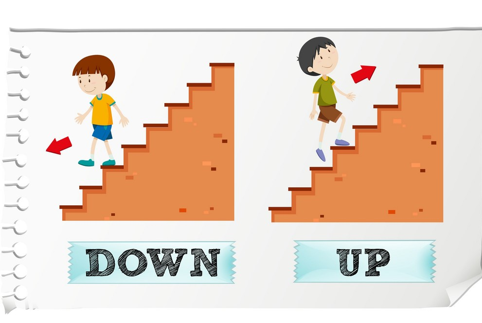 up – down