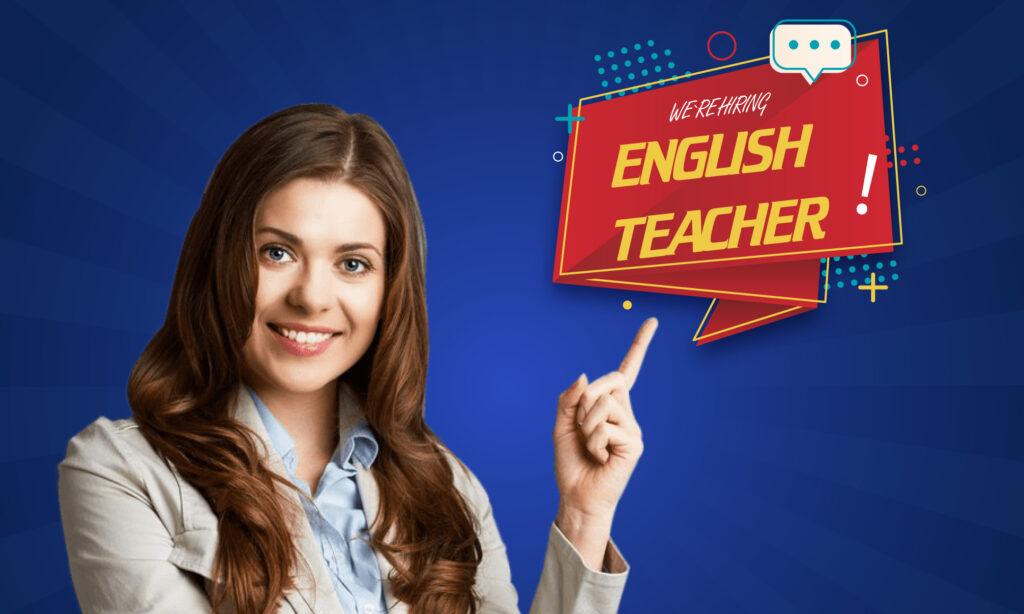tuyển dụng giáo viên tiếng anh ielts