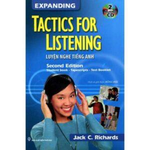 DOWNLOAD MIỄN PHÍ TÀI LIỆU TACTICS FOR LISTENING 4