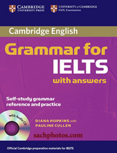 DOWNLOAD BỘ SÁCH CAMBRIDGE GRAMMAR FOR IELTS MIỄN PHÍ 22