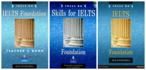 DOWNLOAD MIỄN PHÍ BỘ SÁCH FOCUS ON IELTS FOUNDATION 10