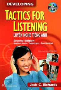 DOWNLOAD MIỄN PHÍ TÀI LIỆU TACTICS FOR LISTENING 3