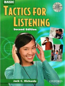 DOWNLOAD MIỄN PHÍ TÀI LIỆU TACTICS FOR LISTENING 2