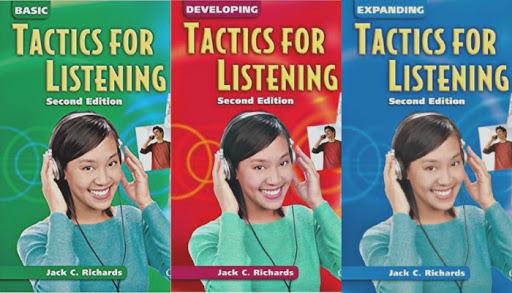 DOWNLOAD MIỄN PHÍ TÀI LIỆU TACTICS FOR LISTENING 1