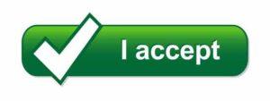 Cách dùng accept