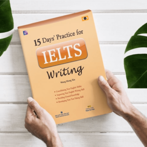 15 day's practice for ielts writing